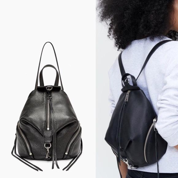 fb332ae7dd083 Rebecca Minkoff Mini Backpack Convertible Bag. M 5a46f7fac9fcdf00cf13aa2e